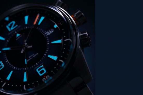 INTRODUCTION OF JAEGER-LECOULTRE POLARIS MARINER