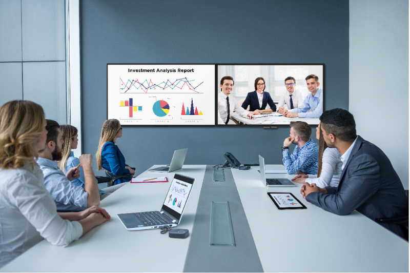 BenQ Collaborates with Zoom to Offer Certified Video Conferencing In Its Larger Display Devices