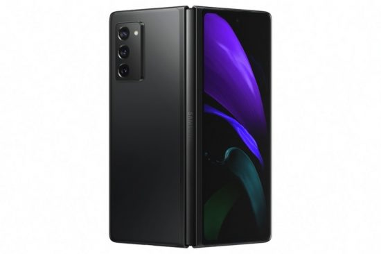 the Galaxy Z Fold2 5G with the Galaxy ecosystem