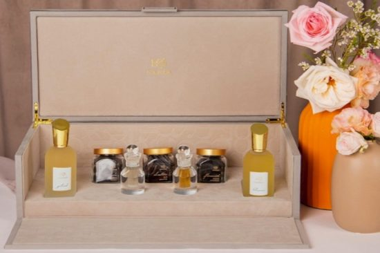 Timeless 'Velvet' Gift Set Now Available in Oman