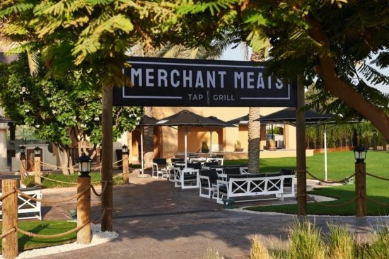 Merchant Meats Tap & Grill Restaurant Opens at Jumeirah Golf Estates