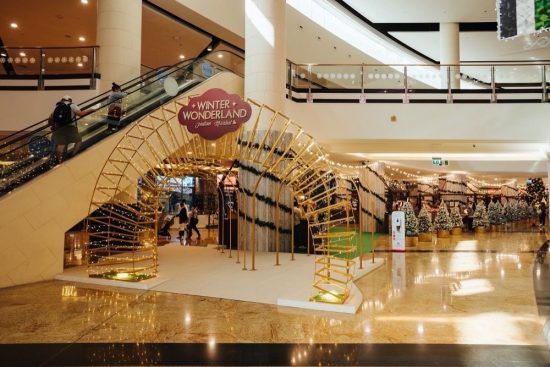 Mall of the Emirates and Ski Dubai launch festive activities