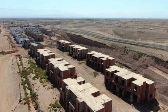تصاعد عمليات انجاز مشروع منتجع الامارات في المغرب