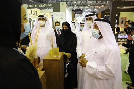 "1st ""Jewels of Emirates"" Show begins at Expo Centre Sharjah"