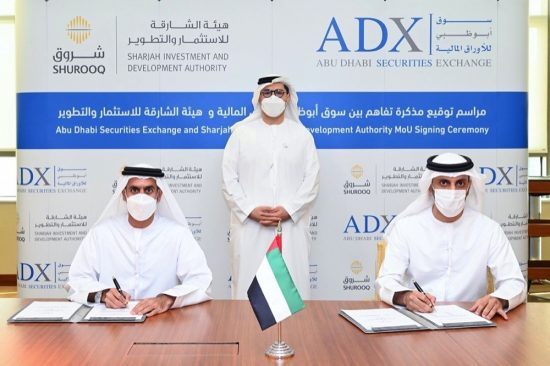 Abu Dhabi Securities Exchange (ADX) Signs MOU