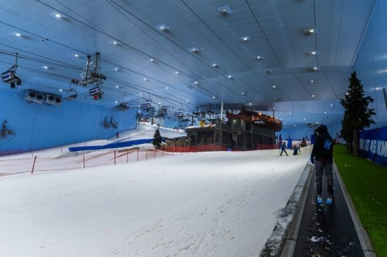 Ski Dubai wins 'World's Best Indoor Ski Resort' for the