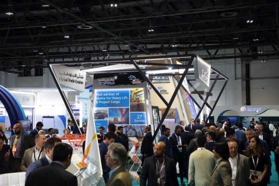 Breakbulk Middle East 2021 garners the unwavering support of leading ports