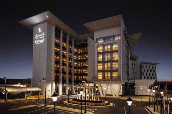 """اختيار كريستال أماكن الرياض """"أفضل فندق جديد في السعودية 2020"""""""