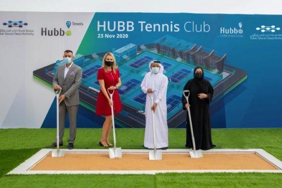 Dubai Silicon Oasis Authority and Hubb Global Lay Foundation