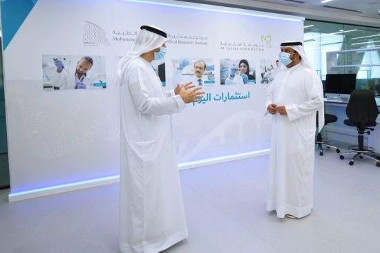 Empower donates AED 100,000 to Al Jalila Foundation