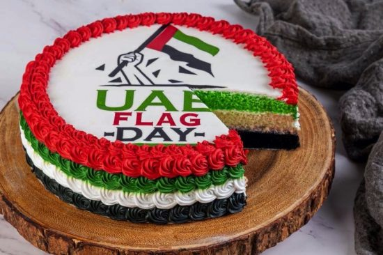 CELEBRATE THE UAE WITH MISTER BAKER