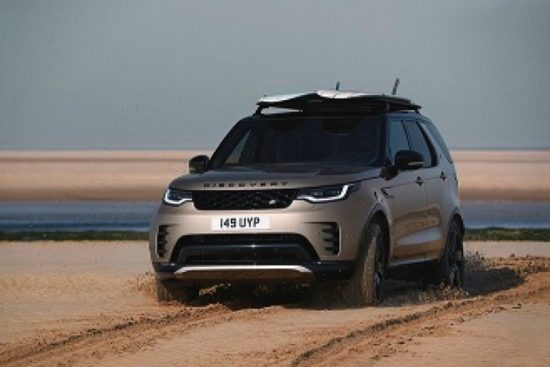 NEW DISCOVERY:VERSATILE FAMILY SUV