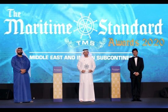 DP WORLD, UAE REGION GAINS RECOGNITION