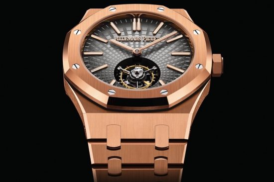 AUDEMARS PIGUET UNVEILS  ITS FIRST ROYAL OAK SELFWINDING