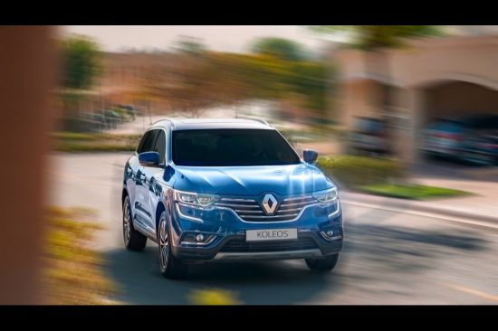 Renault of Arabian Automobiles announces