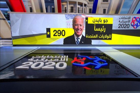 Sky News Arabia Shines with Special US Presidential Elections Coverage