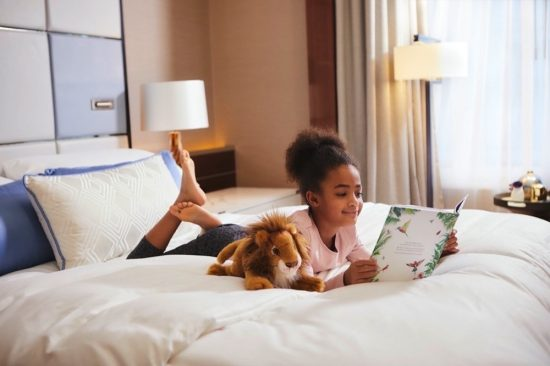 THE RITZ-CARLTON INTRODUCES ITS FIRST CHILDREN'S BOOK '