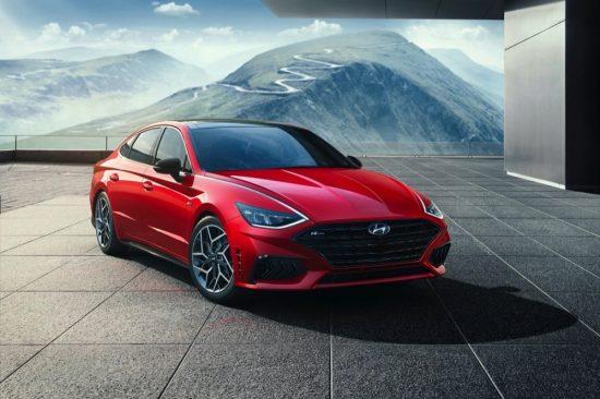 Hyundai Unveils 2021 Sonata N Line