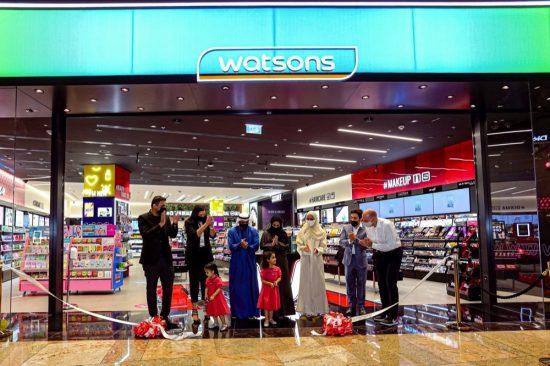 الفطيم تفتتح متجر واتسونز في دبي فستيفال سيتي مول
