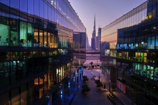 """""""حيّ دبي للتصميم"""" شريك استراتيجي لـ """"أسبوع دبي للتصميم"""""""