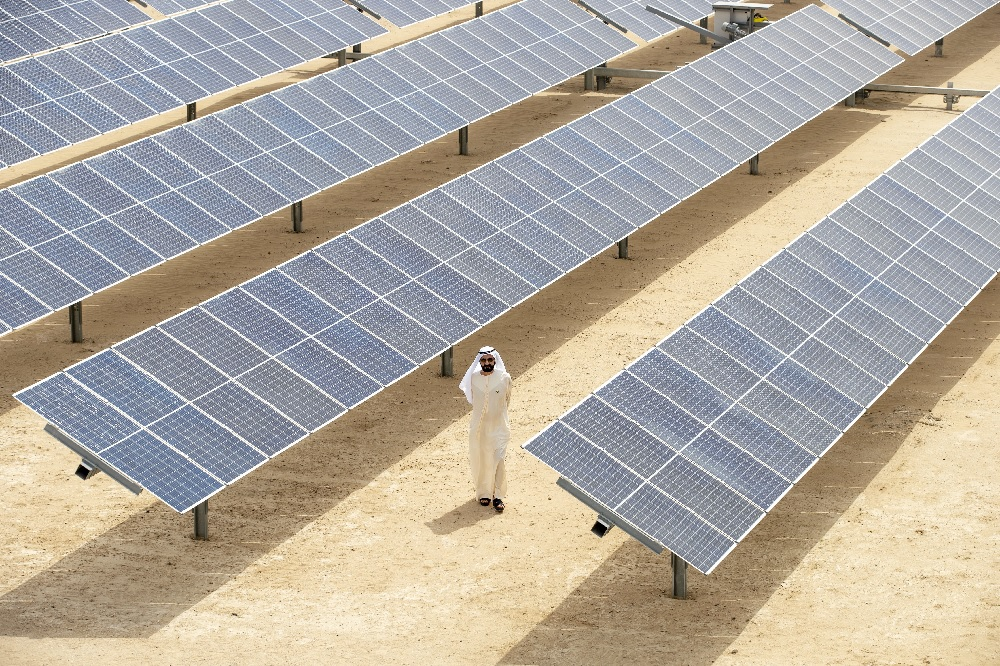 DEWA Innovation Centre and 800MW 3rd phase of the Mohammed bin Rashid Al Maktoum Solar Park inaugurated
