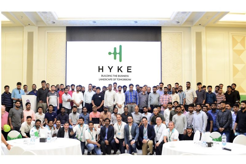 HYKE Debuts in UAE & KSA