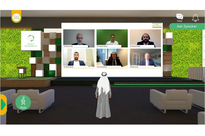 3D Virtual WETEX & Dubai Solar Show Attracts 63,058 Visitors, Largest Number in Its History