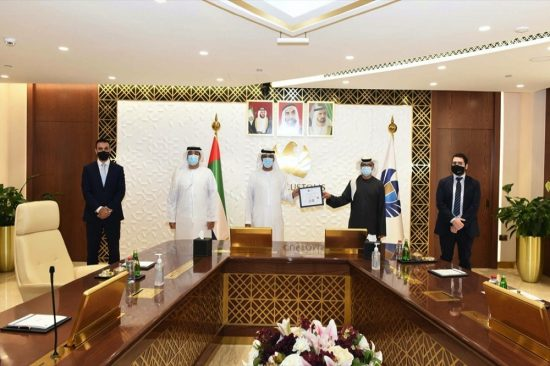 Dubai Customs gets GInI Innovation Lab Accreditation