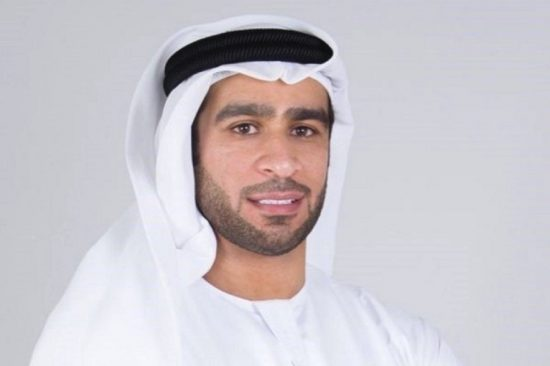 Mohamed Juma Al Musharrkh, CEO of Sharjah FDI Office