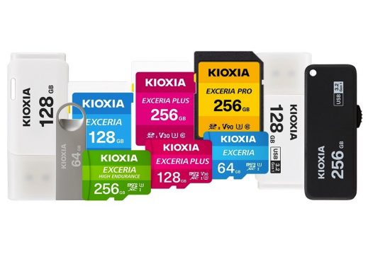 Kioxia Corporation to showcase memory solutions product portfolio