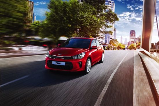 KIA RIO: Exceeding the expected
