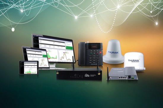IEC Telecom and Thuraya revealed Orion Edge Virtual