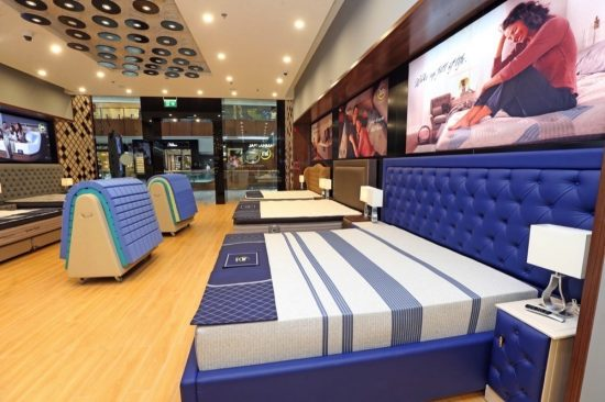 Serta unveils huge deal for DSF
