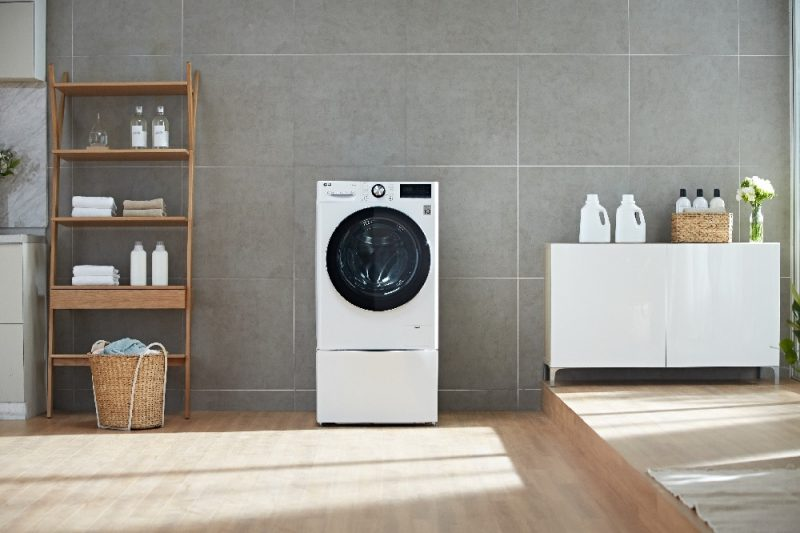 Make Laundry Day More Efficient With LG TWINWash