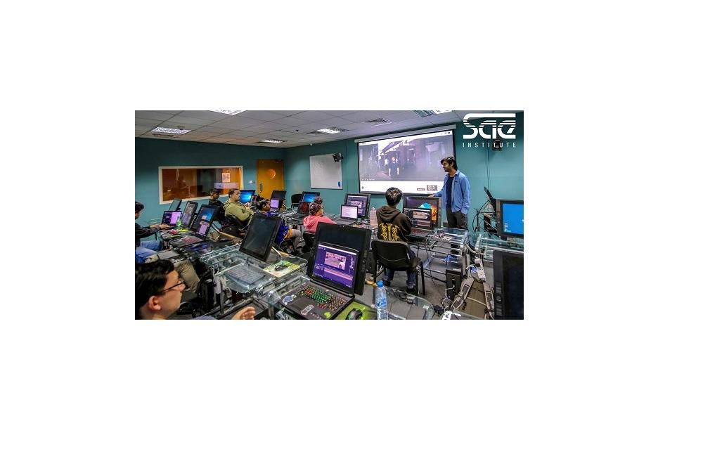 معهد إس إيه إي يفتتح أبوابه في أبوظبي لصقل مهارات المواهب الشابّة المبدعة في دولة الإمارات العربية المتحدة