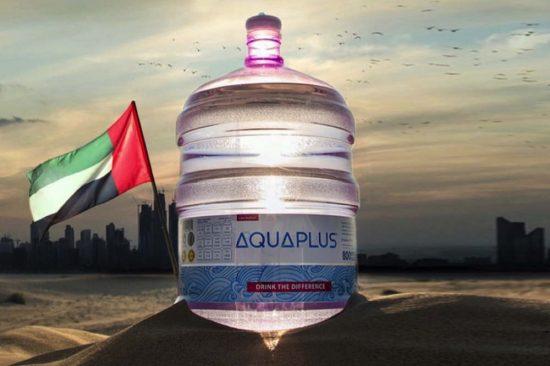 Introducing AQUAPLUS: UAE's First BPA-Free Alkaline Water
