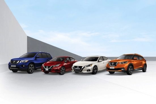 Nissan of Arabian Automobiles reveals first batch