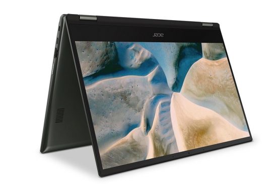 Acer Unveils Chromebook Spin 514, its First Chromebook
