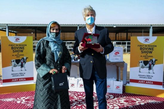 Al Ain Farms Announces the Winners of the First Bovine Competition