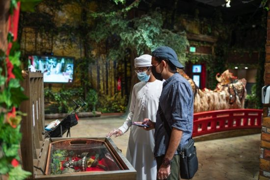 Global Village entices creative young minds across the UAE
