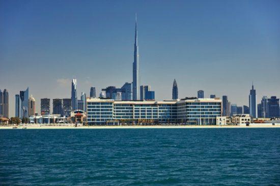 عرض المقيمين في الإمارات في ماندارين أورينتال جميرا، دبي