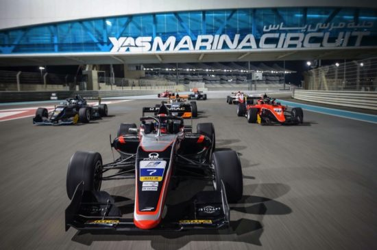 UAE to Exclusively Host Major Asia Racing Series