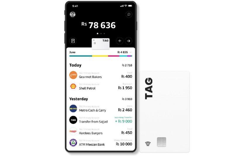 آي 2 سي تدعم تي إيه جي – أوّل تطبيق مالي رقمي شامل متعدد الخدمات في باكستان