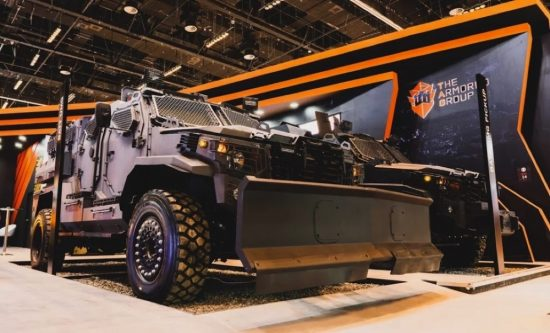 The Armored Group (TAG), Launches Its Newest Vehicle,