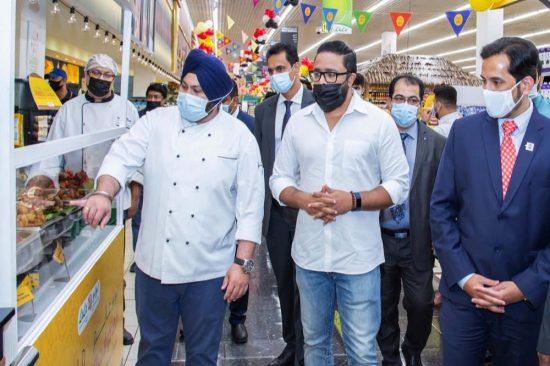 مهرجان لولو عالم المأكولات 2021 يسلط الضوء على النكهات العالمية