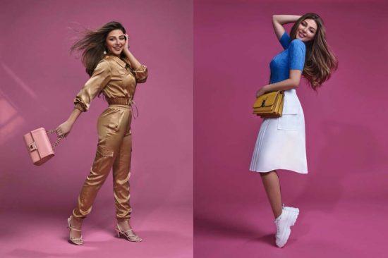 ردتاغ تطرح تشكيلتها من أزياء ربيع وصيف 2021 بالتعاون مع ميريام فارس