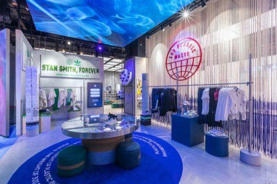 تفتتح أديداس أول متجر بمفهوم جديد في المنطقة