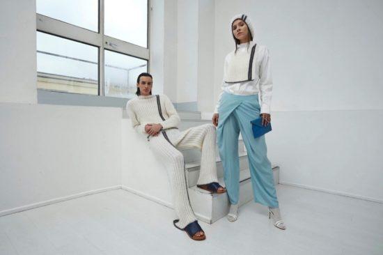 الإعلان عن المصممين في أسبوع الموضة العربي