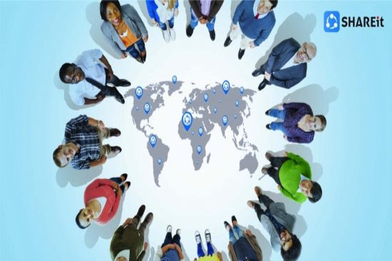 شيرإت SHAREit تؤمن بأهمية التنوع والمساواة