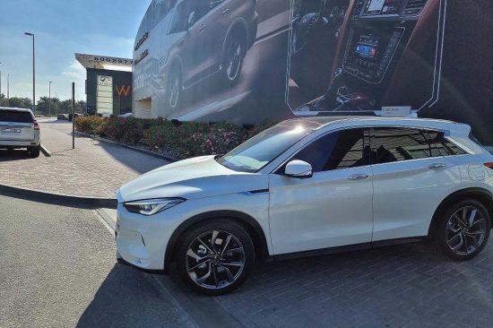 إنفينيتي من العربية للسيارات تعلن عن الفائز بمهرجان دبي للتسوق